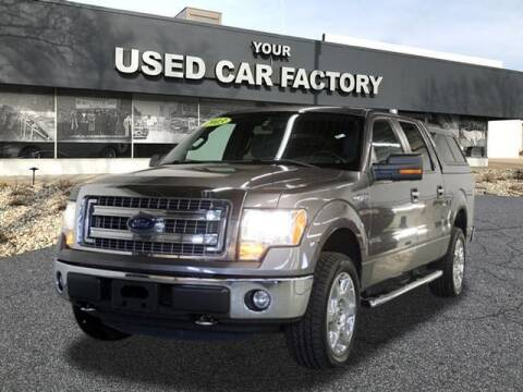 2013 Ford F-150 for sale at JOELSCARZ.COM in Flushing MI