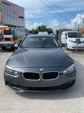 2016 BMW 3 Series for sale at VC Auto Sales in Miami FL