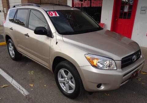 2007 Toyota RAV4 for sale at VISTA AUTO SALES in Longmont CO