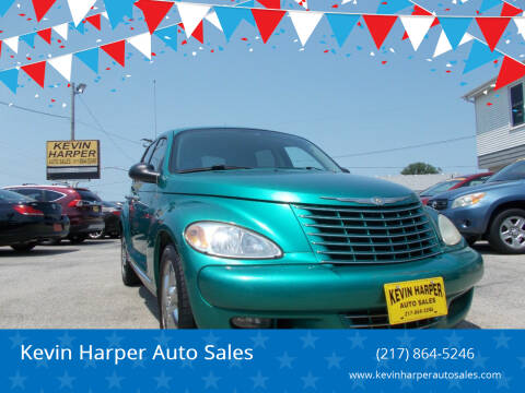 2004 Chrysler PT Cruiser for sale at Kevin Harper Auto Sales in Mount Zion IL