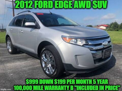 2012 Ford Edge for sale at D&D Auto Sales, LLC in Rowley MA