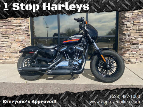 2018 Harley-Davidson XL1200 FORTY-EIGHT SPECIAL   for sale at 1 Stop Harleys in Peoria AZ