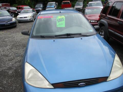 2000 Ford Focus for sale at FERNWOOD AUTO SALES in Nicholson PA