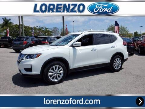 2020 Nissan Rogue for sale at Lorenzo Ford in Homestead FL