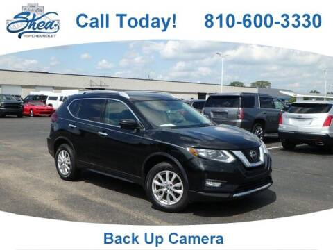 2018 Nissan Rogue for sale at Erick's Used Car Factory in Flint MI
