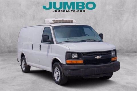 2010 Chevrolet Express Cargo for sale at JumboAutoGroup.com in Hollywood FL