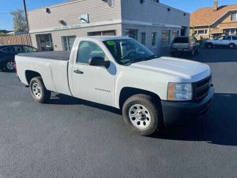 2011 Chevrolet Silverado 1500 for sale at Fairview Motors in West Allis WI