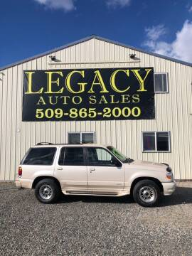 1997 Ford Explorer for sale at Legacy Auto Sales in Toppenish WA