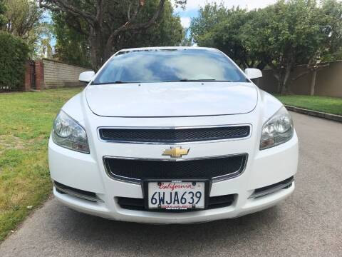 2012 Chevrolet Malibu for sale at Car Lanes LA in Valley Village CA