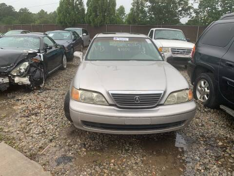 1998 Acura RL for sale at Encore Auto Parts & Recycling in Jefferson GA