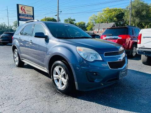 2013 Chevrolet Equinox for sale at California Auto Sales in Indianapolis IN