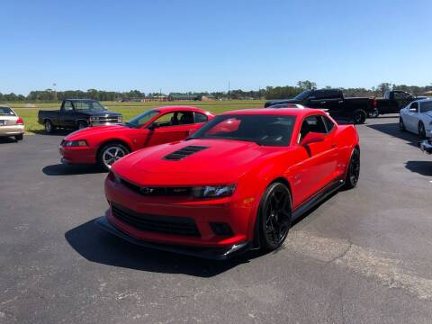 2015 Chevrolet Camaro for sale at Select Auto Sales in Havelock NC
