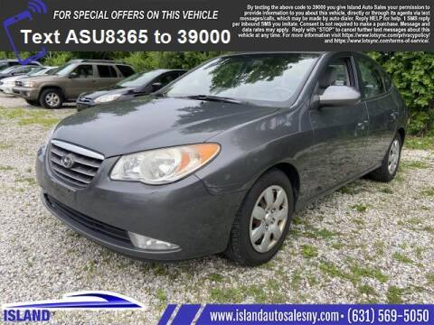 2009 Hyundai Elantra for sale at Island Auto Sales in E.Patchogue NY