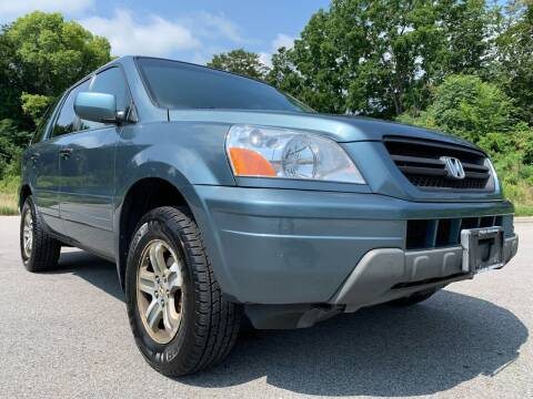 2005 Honda Pilot for sale at Auto Warehouse in Poughkeepsie NY