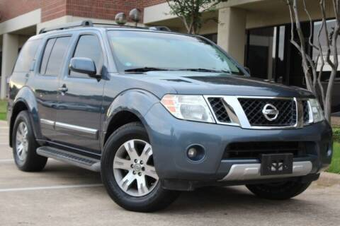 2008 Nissan Pathfinder for sale at DFW Universal Auto in Dallas TX
