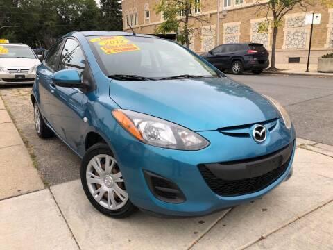 2012 Mazda MAZDA2 for sale at Jeff Auto Sales INC in Chicago IL