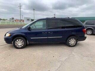 2006 Chrysler Town and Country for sale at J & S Auto in Downs KS