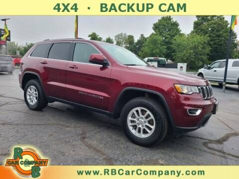 2020 Jeep Grand Cherokee for sale at R & B CAR CO - R&B CAR COMPANY in Columbia City IN