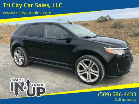 2012 Ford Edge for sale at Tri City Car Sales, LLC in Kennewick WA