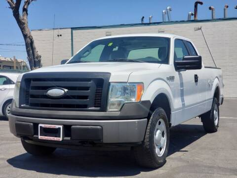 2009 Ford F-150 for sale at First Shift Auto in Ontario CA