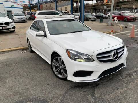 2014 Mercedes-Benz E-Class for sale at Excellence Auto Trade 1 Corp in Brooklyn NY