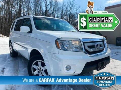 2010 Honda Pilot for sale at High Rated Auto Company in Abingdon MD