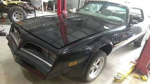 1978 Pontiac Trans Am for sale at Classic Car Deals in Cadillac MI