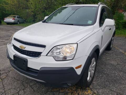 2012 Chevrolet Captiva Sport for sale at speedy auto sales in Indianapolis IN