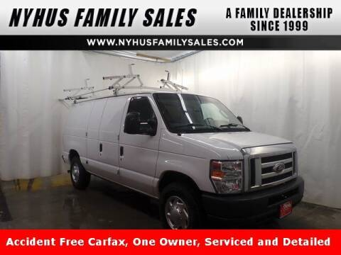 2014 Ford E-Series Cargo for sale at Nyhus Family Sales in Perham MN
