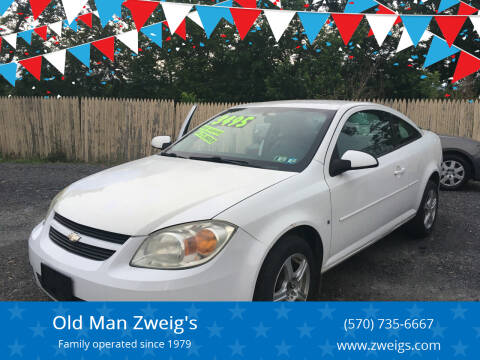 2007 Chevrolet Cobalt for sale at Old Man Zweig's in Plymouth Township PA