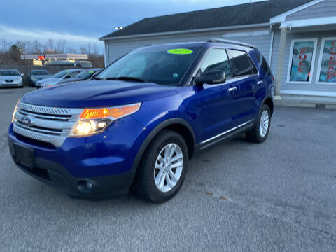2013 Ford Explorer for sale at Capital Auto Sales in Providence RI