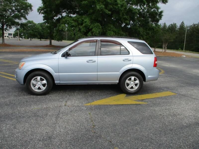2008 Kia Sorento for sale at A & P Automotive in Montgomery AL