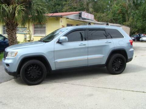 2012 Jeep Grand Cherokee for sale at VANS CARS AND TRUCKS in Brooksville FL