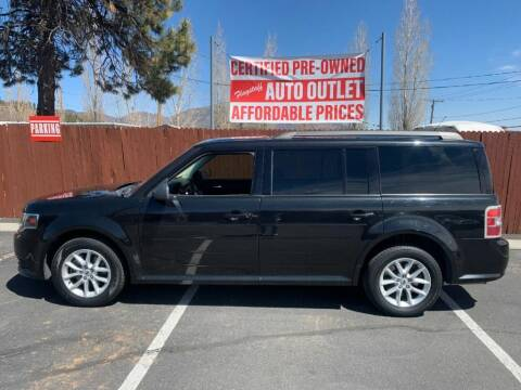 2014 Ford Flex for sale at Flagstaff Auto Outlet in Flagstaff AZ
