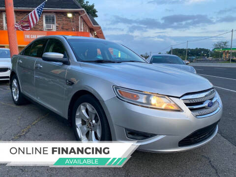 2010 Ford Taurus for sale at Bloomingdale Auto Group - The Car House in Butler NJ