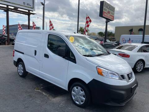 2014 Nissan NV200 for sale at MACHADO AUTO SALES in Miami FL