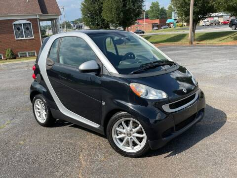 2008 Smart fortwo for sale at Mike's Wholesale Cars in Newton NC