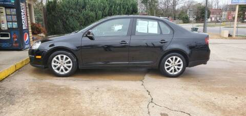 2010 Volkswagen Jetta for sale at Tims Auto Sales in Rocky Mount NC