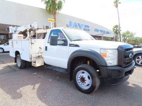 2011 Ford F-550 Super Duty for sale at Jay Auto Sales in Tucson AZ
