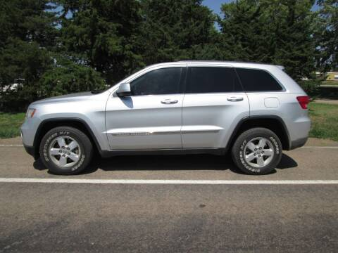 2013 Jeep Grand Cherokee for sale at Joe's Motor Company in Hazard NE
