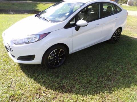2018 Ford Fiesta for sale at TIMBERLAND FORD in Perry FL