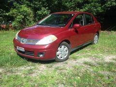 2008 Nissan Versa for sale at Popular Imports Auto Sales in Gainesville FL