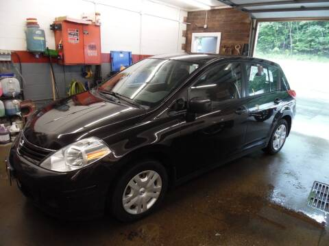 2011 Nissan Versa for sale at East Barre Auto Sales, LLC in East Barre VT