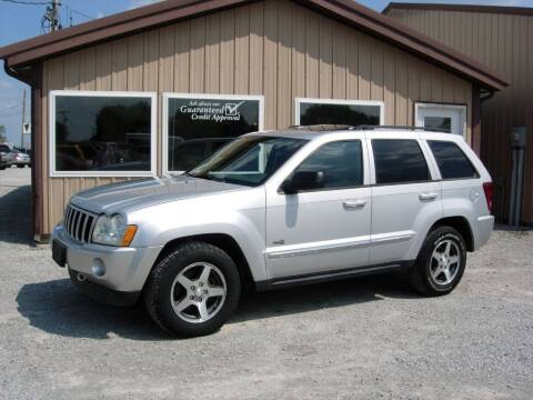 2006 Jeep Grand Cherokee for sale at Greg Vallett Auto Sales in Steeleville IL