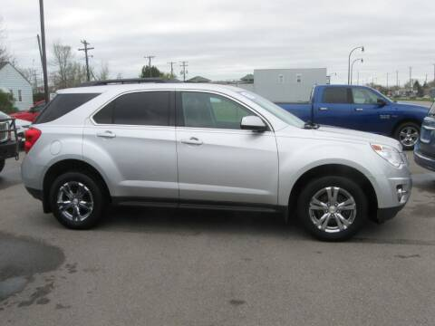 2013 Chevrolet Equinox for sale at MCQUISTON MOTORS in Wyandotte MI