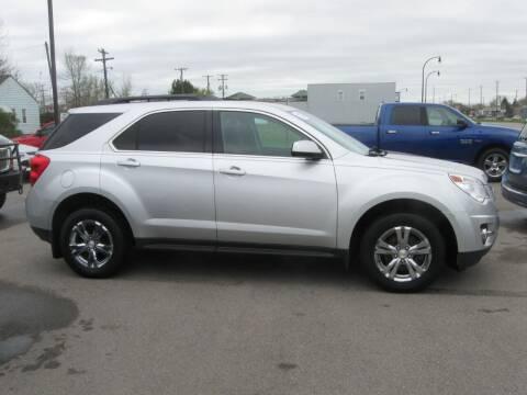2013 Chevrolet Equinox for sale at MCQUISTON MOTORS in Wyandotte MI