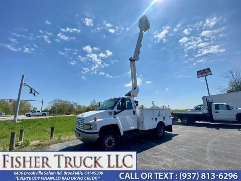 2009 GMC C5500 for sale in Brookville, OH