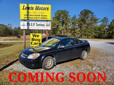 2007 Chevrolet Cobalt for sale at Lewis Motors LLC in Deridder LA