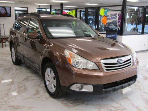 2011 Subaru Outback for sale at Dealer One Auto Credit in Oklahoma City OK