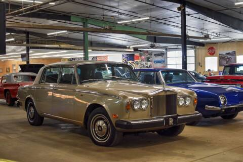 1977 Rolls-Royce Wraith for sale at Hooked On Classics in Watertown MN